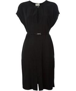 Lanvin | Платье С Поясом
