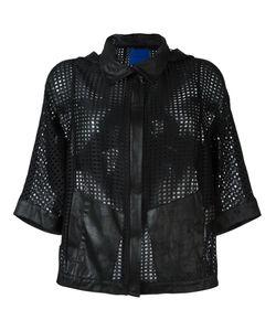 DEMOO PARKCHOONMOO | Oversize Eyelet-Design Jacket