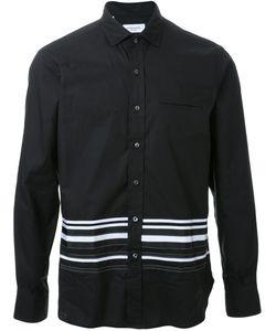 OVADIA & SONS | Рубашка С Полосатым Узором