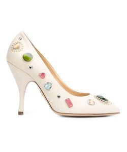 Charlotte Olympia | Декорированные Туфли Etta