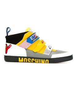 Moschino | Хайтопы Racer