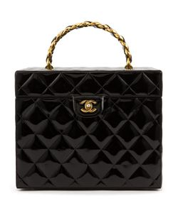 Chanel Vintage | Стеганый Чемоданчик Для Косметики