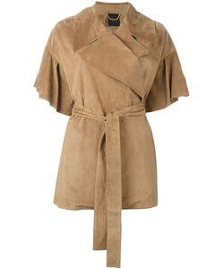 Agnona | Куртка С Поясом