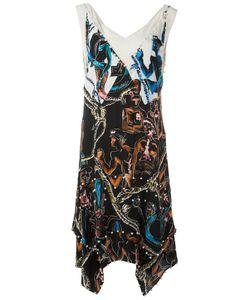 Emilio Pucci | Декорированное Бусинами Платье