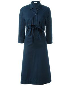 Veronique Leroy | Платье-Рубашка С Разрезом
