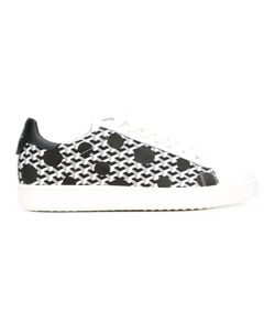 MOA MASTER OF ARTS | Polka Dot Low Top Sneakers