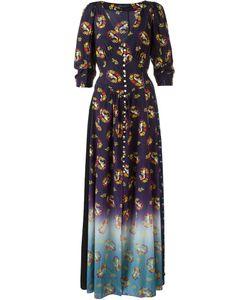 Marc Jacobs   Платье С Викторианским Узором