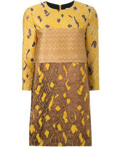 SCANLAN THEODORE | Платье-Шифт С Парчовым Узором