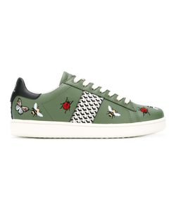 MOA MASTER OF ARTS | Embroidered Sneakers Calf