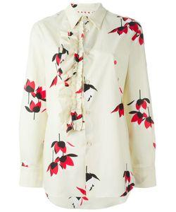 Marni | Блузка С Цветочным Принтом