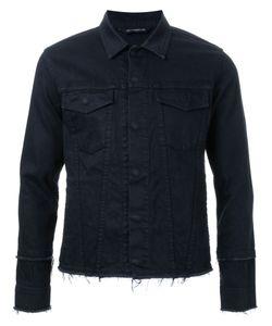 DRESSEDUNDRESSED | Легкая Куртка С Необработанными Краями