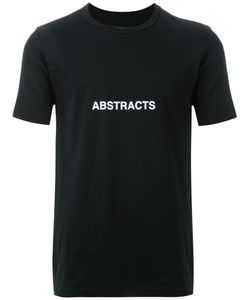 DRESSEDUNDRESSED | Футболка Abstract