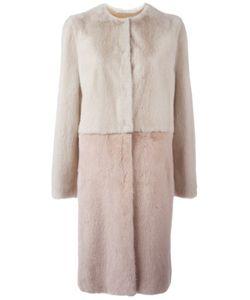 Liska | Пальто Из Меха Норки