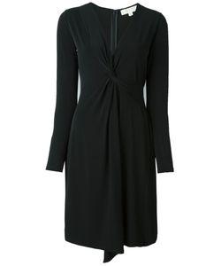 Michael Michael Kors | Платье С Запахом И V-Образным Вырезом