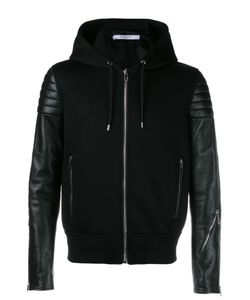 Givenchy | Куртка-Бомбер С Контрастными Рукавами