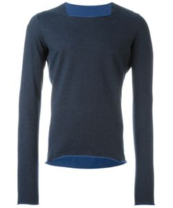 MA+ | Square Neck Jumper