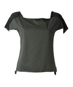 MA+ | Блузка С Квадратным Вырезом