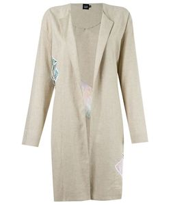 FERNANDA YAMAMOTO | Lace Embroidered Coat