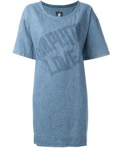 Bernhard Willhelm | Платье Свободного Кроя Keep It Unreal