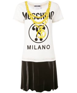 Moschino | Chain Print T-Shirt 36