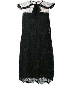 GIAMBA   Macrame Lace Dress