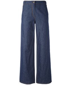 I'm Isola Marras | Wide-Leg Jeans 40 Cotton/Linen/Flax