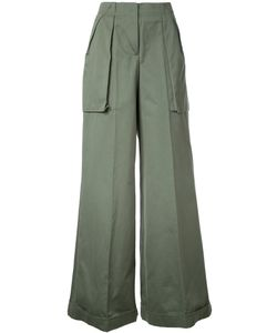 Monse | Wide-Legged Trousers 2 Cotton