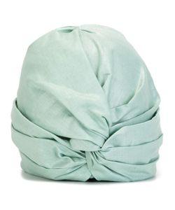 SUPER DUPER HATS | Тюрбан С Бляшкой С Логотипом