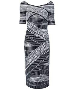 CHRISTIAN SIRIANO | Платье С Узором