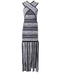 CHRISTIAN SIRIANO | Платье С Перекрещенными Лямками