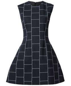 CHRISTIAN SIRIANO | Платье С Клетчатым Принтом