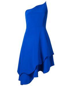 CHRISTIAN SIRIANO   Платье На Одно Плечо