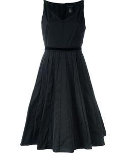 Marc Jacobs | Расклешенное Платье С V-Образным Вырезом