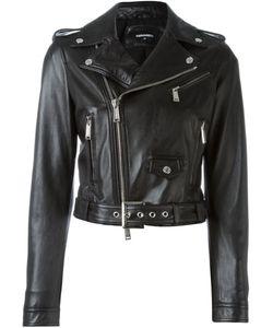 Dsquared2 | Классическая Байкерская Куртка