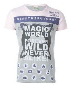 WALTER VAN BEIRENDONCK VINTAGE | Футболка Kiss The Future