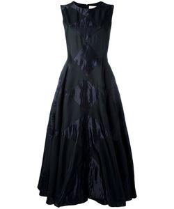 ROKSANDA | Flared Embroidered Dress 8