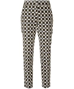 ANDREA MARQUES | Printed Trousers Size 36