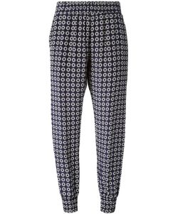 Mother Of Pearl | Print Trousers 6 Silk