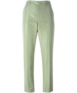Red Valentino | Tailo Cropped Trousers 46 Polyester/Acetate