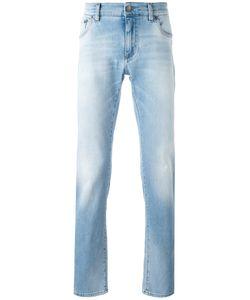 Dolce & Gabbana | Straight Leg Jeans Size 52