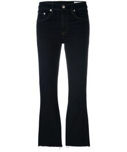 Rag & Bone | Cropped Flared Jeans Size 25