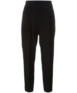 Max Mara | Pleated Detail Cropped Trousers