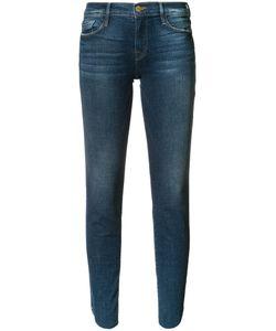 Frame Denim | Faded Skinny Jeans