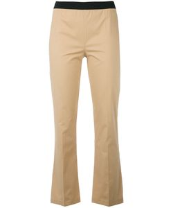 Twin-set | Fla Trousers 46 Cotton