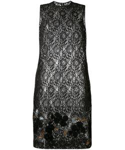 Tricot Comme des Garçons   Sheer Lace Shift Dress
