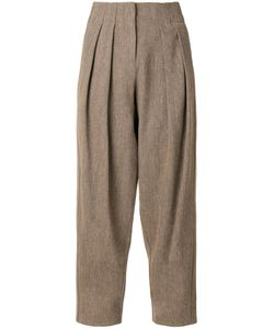 DUSAN | Tapered Trousers Women 40