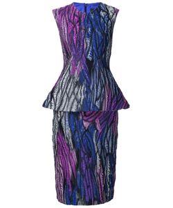 CHRISTIAN SIRIANO | Платье С Баской