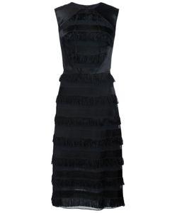 CHRISTIAN SIRIANO | Платье С Бахромой