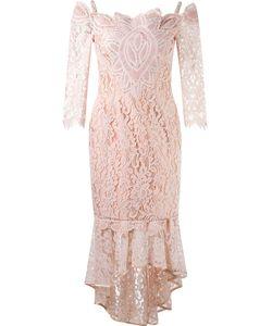 MARTHA MEDEIROS | Midi Lace Dress