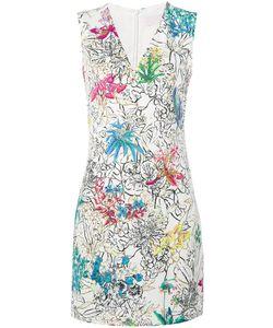 Peter Pilotto | Платье С Цветочным Принтом